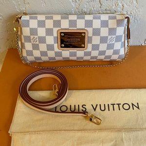 ❤️Louis Vuitton Eva Crossbody Clutch